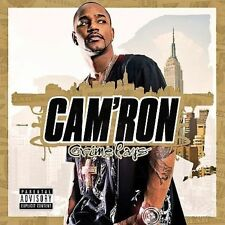 Crime Pays [PA] by Cam'ron (CD, May-2009, Diplomat Records) NEW
