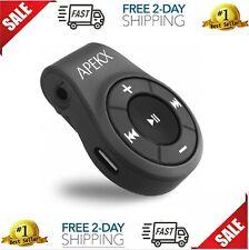 APEKX Clip Bluetooth Audio Adapter for Headphones, Headset, Speaker, Wireless...