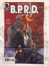 B.P.R.D. Night Train #1 Comic Book Dark Horse 2003