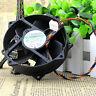 SUNON MagLev KDE1209PTVX 90/80x25mm CPU Round Cooling Fan 12V  4Pin #M264 QL