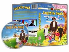 Song of the South DVD 1946 Brer Rabbit Uncle Remus Zip-a-Dee-Doo-Dah Song