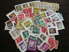 More details for £100 gb/uk high value stamps inc. 1 x £5  unfranked on backing fv *£100