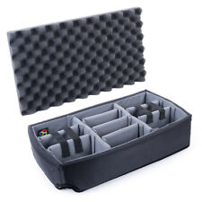 CVPKG Grey Padded dividers and lid foam to fit the Nanuk 935.