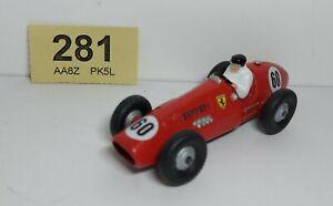 Dinky Toys 23H Ferrari Racing Car SPECIAL No.60