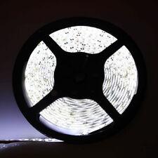 12V Waterproof LED Strip Light 5M 300LEDs For Boat / Truck / Car/ Suv / Rv White