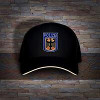 Germany Police Bundespolizei Embro Cap Hat