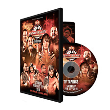 Ring of Honor - 14th Anniversary TV Taping DVD - ROH Young Bucks Tanahashi Gedo