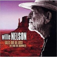 Tales Out of Luck (Me and the Drummer) by Willie Nelson (CD) (NEW) Free Shipping