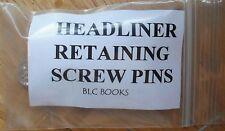 Set of (14) Sagging/Loose AUTO/CAR HEADLINER REPAIR/RETAINING PINS