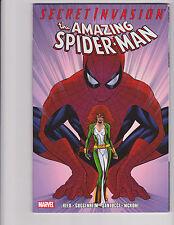 Secret Invasion the Amazing Spider-Man Marvel Tpb