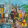 LP CUCHILLO DE FUEGO MEGAVEDRA VINILO HUMO RECORDS NOISE HARDCORE PUNK GALICIA