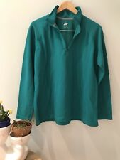 EUC Eastern Mountain Sports Women's Pullover XL Teal