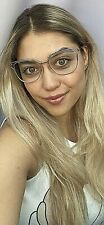 New PRADA VPR 5U4 NVZ-1O1 53mm Gold Women's Eyeglasses Frame #8