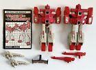 Vintage Transformers G1 Autobot Clones WINGSPAN & CLOUDRAKER - 100% Complete NR