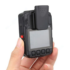 "Police Body Worn Camera 64G+GPS 1296P 2.0""LCD Night Vision Motion Detection Y009"
