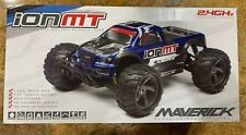 Maverick Ion MT Remote Control RC Car 1/18 2.4Ghz 4WD Electric Monster Truck