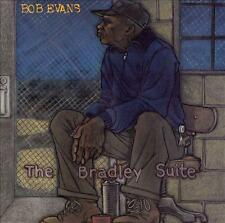 BOB EVANS - The Bradley Suite (CD 1995) Skene! Indie Rock USA PROMO