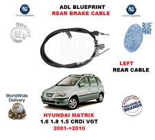 POUR HYUNDAI MATRIX FC 1.6 1.8 1.5 CRDI VGT 2001->2010 ADL