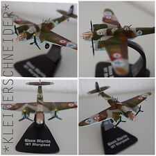 Glenn Martin 167 Maryland Fertigmodell 1:144 NEU  DieCast Military Aircraft
