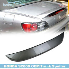 Painted FOR Honda S2000 OE Type Convertible Rear Trunk Spoiler 00-09 ABS NH676M