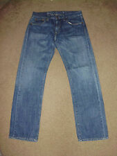 Levi's Men's capital e Hesher 31 X 31 regular recto hecho en EE. UU. America Jeans