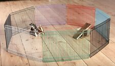 Trixie Joy Indoor Run 34×23 cm 8 Sides Exercise Cage Hamster Gerbil Play Fun