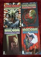 MADAME FRANKENSTEIN #1-7 COMPLETE SERIES RUN IMAGE COMICS LOT