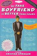 My Fake Boyfriend is Better Than Yours-ExLibrary