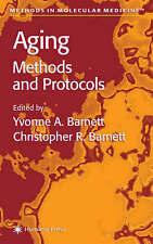 NEW Aging Methods and Protocols (Methods in Molecular Medicine)