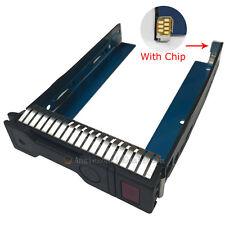 """HP G8 Gen8 651314-001 3.5"""" LFF SAS SATA HDD Tray Caddy 651320-001 DL380p 388 360"""