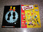 ALBUM THE SIMPSONS PANINI 2011 COMPLETO PERFETTO NO CALCIATORI-MANGA