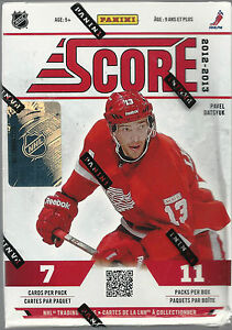 2012-13 Score NHL Hockey Blaster Box - Look for AUTOGRAPH !