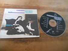 CD Indie Malaria - Cheerio (10 Song) MOABIT MUSIC / INDIGO digi