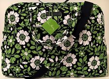 Vera Bradley WEEKENDER LUCKY YOU Travel Bag Tote Overnight Duffel Large NWT