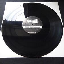 "MJ COLE Sincere (Nero Remix) PROLIFIC ONE-SIDED PROPH118 UK Press VINYL 12"" EX"