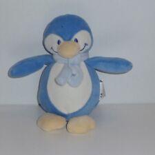 Doudou Pingouin Teddy Lu