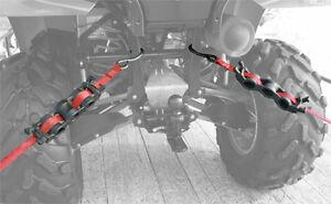 ATV UTV Shockweave Tie-Down Enhancers ATV Tek SHOCK1