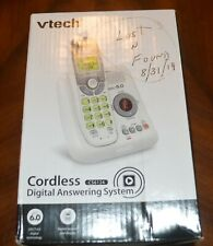 VTech CS6124 DECT 6.0 Digital Cordless Answering System w/Caller ID/Call Waiting