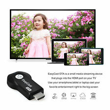 Updated M2 EzCast TV Stick Dongle HDMI 1080P Miracast DLNA Airplay WiFi Display