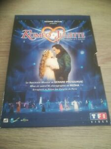 """* Coffret double dvd """" Roméo et Juliette """" la comédie musicale"""