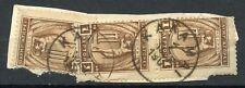 Greece 1906 Olympic Games 1 lepto W Postmark Type Vi Kalamai