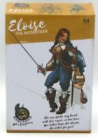 Wargamer HD-21 Eloise the Musketeer (54mm Resin) Hot & Dangerous Female Warrior