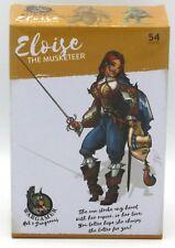 Wargamer HD-21 Eloise the Musketeer (54mm Resin) Hot & Dangerous Female Warrior