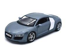 Audi R8 Coupe Maisto Édition Spéciale Moulage sous Pression 1:24 Echelle Bleu