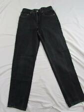 USA Made Levi 550 Relaxed Fit Faded Black Denim Jean Tag 32x36 Measure 31x35.5
