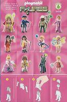 Playmobil 5459 Figuren Figures Serie 6 Girls - neuwertig