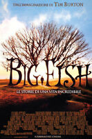 BIG FISH    LA STORIA DI UNA VITA INCREDIBILE  DVD