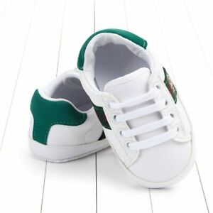 New arrival fashion newborn baby boy girl shoes Casual soft bottom Gucci