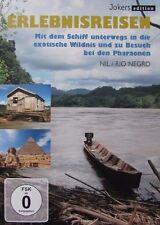 Erlebnisreisen: Nil/Ägypten und Rio Negro/Brasilien (DVD)