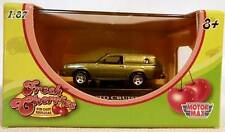 FRESH CHERRIES 1977 Ford Pinto Cruising Wagon Green Panel Delivery 1/87 '77
